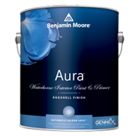 Benjamin Moore Paints Aura Waterborne
