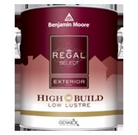 REGAL® Select Exterior Paint- High Build